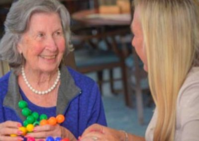 Maintaining and Promoting Independence through Adult Day Care